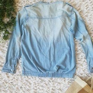 Rubbish Jackets & Coats - RUBBISH Chambray Jacket